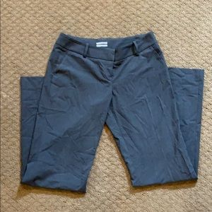 Halogen Grey Dress Pants